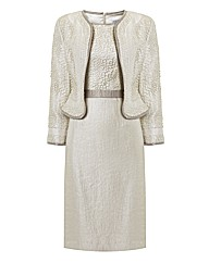 Gina Bacconi Dress & Jacket Set