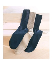 Oedema Ridgeless Socks Pack Of 3