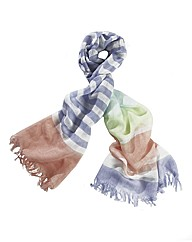Apanage Fringed Scarf