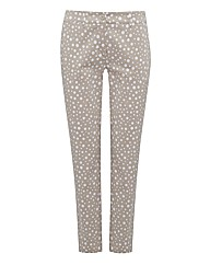 Gerry Weber Sateen Spot Trousers
