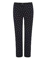 Gerry Weber Anchor-print Trousers
