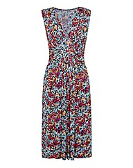 Steilmann Floral Jersey Dress