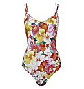 Tessy Printed One-piece Swimsuit