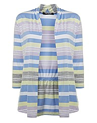 Betty Barclay Stripe Jersey Cardigan