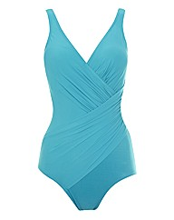 Miraclesuit Aqua One-piece Swimsuit