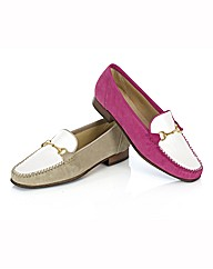 HB Shoes Suede Loafers