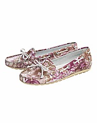 Riva Floral Loafers