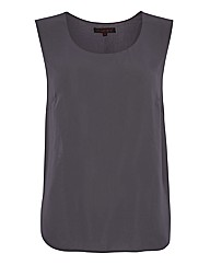 Murek Chiffon Sleeveless Top