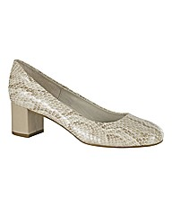 Riva Snake Print Shoes