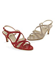 HB Shoes Leather Sandals