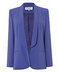 Helene Berman Crepe Tux Jacket