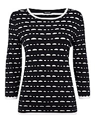 Gerry Weber Texture-Knit Jumper