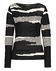 Betty Barclay Broken Stripe Jumper