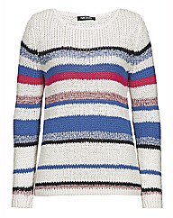 Betty Barclay Stripe Cotton-rich Jumper