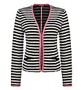 Betty Barclay Jacquard Stripe Jacket