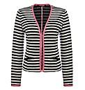 Betty Barclay Jacquard Stripe Jacket