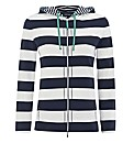 Gerry Weber Stripe Jersey Jacket