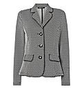 Frank Walder Jacquard Jersey Jacket