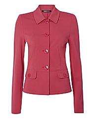 Frank Walder Ponte Jersey Jacket