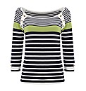Gray & Osbourn Striped Jumper