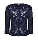 Frank Walder Soft Lace Jacket
