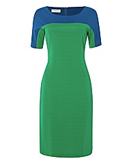 Apanage Colourblock Dress