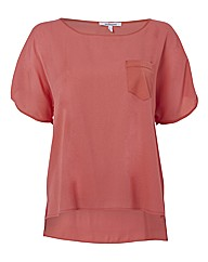 Steilmann Drapey Short-sleeve Top