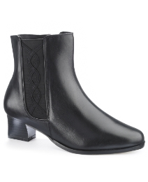 The Shoe Tailor Ankle Boot E
