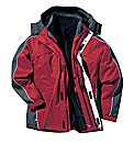 Snowdonia Red 3 in 1 Jacket