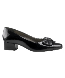 Van Dal Rochelle Trim Detail Court Shoe