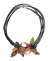Fresh Cargo Fruit Small Cluster Necklace