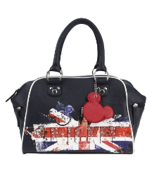 Mickey Rock Shoulder Bag