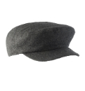 Ben Sherman Charcoal Cabbie Cap