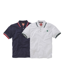 Nickelson Pack of 2 Polo Shirts