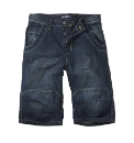 Jacamo Denim Longer Length Shorts