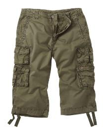 Jacamo Three Quarter Cargo Pants