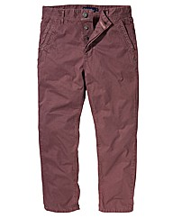 Jacamo Rust Modern Chinos 27 Inches