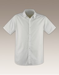 Jacamo Short Sleeve Poplin Shirt