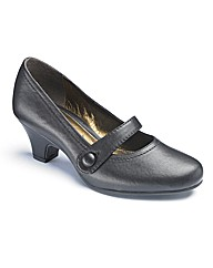 Heavenly Soles Mary Jane Shoes D Fit