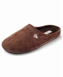 Dunlop Cord Mule Slippers