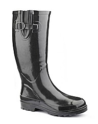 Viva La Diva Plain Wellies E Fit