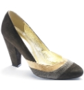 Ravel Suede Court Shoe D Fit