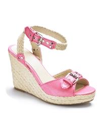 Isabella Cole Wedge Sandal D Fit