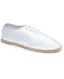 The Shoe Tailor Lace Espadrille E Fit