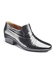Trustyle Cuban Heel Shoes Wide Fit
