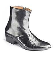 Trustyle Cuban Heel Boots Wide Fit