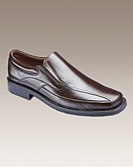 Ridgewood Slip-On Shoes Wide Fit