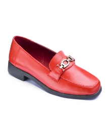 The Shoe Tailor Trim Loafer Shoe EEE