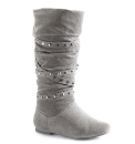 Viva La Diva Stud Detail Boot E Fit