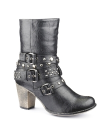 Lotus Low Buckle Boot E Fit